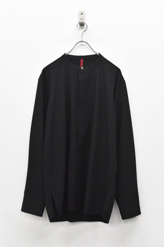 YANTOR / Trowool Flyflont shirts - BLACK