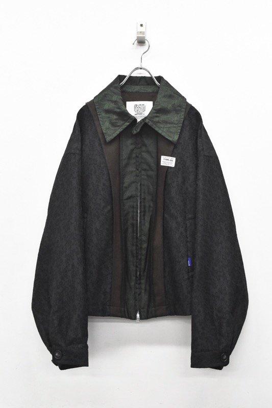 先行予約 elephant TRIBAL fabrics / ROUND DRIZZLER JACKET(JACQURD)