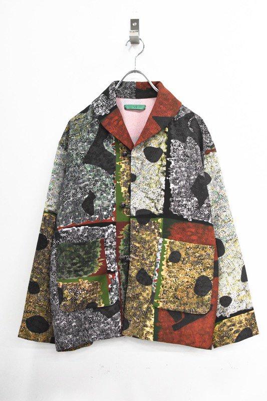 ohta /  tentile shawl color shirts