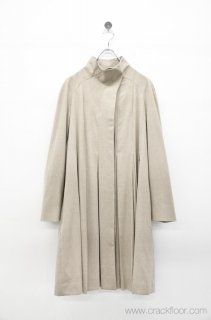 ohta tuck brown coat