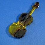 べっ甲風マグネット バイオリン