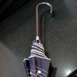 ドレミジーンビニール傘 ブラック