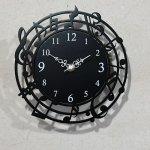 音符掛け時計