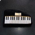 ミトンモップ ピアノソナタ  ブラック