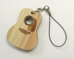 ひのきのストラップ アコースティックギター