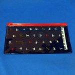 PVCペンケース Musical instrument