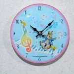 掛置時計 ピーターラビット BL