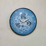 ガラスドーム時計