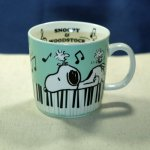 S/N  マグカップ ピアノ