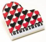 ペーパークリップ グランドピアノ