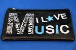 ペンポーチ I LOVE MUSIC