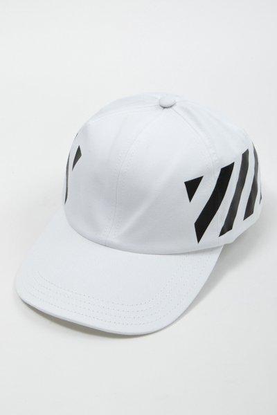 オフホワイト 帽子