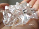 USA アーカンソー州産水晶 さざれ石(100g、200g)