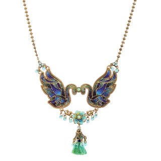 Michal Negrin - ネックレス / SWANS BLUE NECKLACE【予約注文】