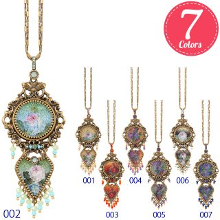 Michal Negrin - ネックレス / ALMA NECKLACE(全7色)【予約注文】
