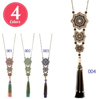 Michal Negrin - ネックレス / CATALINA NECKLACE(全4色)【予約注文】