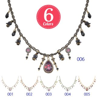 Michal Negrin - ネックレス / BALL COILED CHAIN NECKLACE(全6色)【予約注文】
