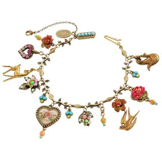 Michal Negrin - ブレスレット/VICTORIAN CHARMS BRACELET【予約注文】