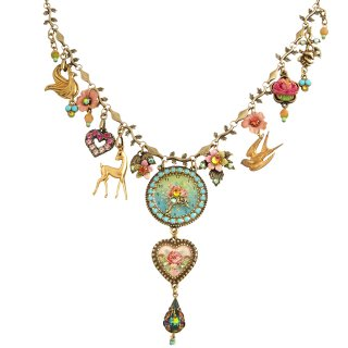 Michal Negrin - ネックレス/VICTORIAN CAMEO BAZAR NECKLACE【予約注文】
