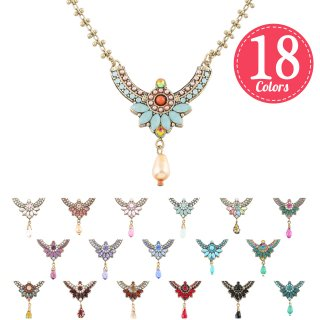 Michal Negrin - ネックレス/CLASSIC ARC NECKLACE(全18色)【予約注文】
