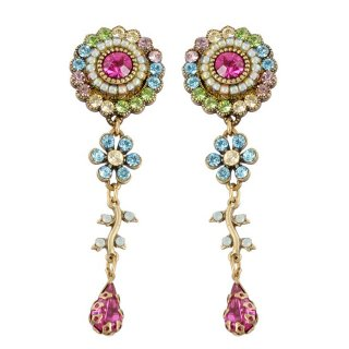 <img class='new_mark_img1' src='https://img.shop-pro.jp/img/new/icons5.gif' style='border:none;display:inline;margin:0px;padding:0px;width:auto;' />Michal Negrin - スタッドピアス/DAISY CHAINS STUD EARRINGS【予約注文】