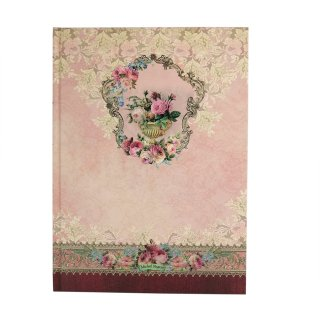 <img class='new_mark_img1' src='https://img.shop-pro.jp/img/new/icons5.gif' style='border:none;display:inline;margin:0px;padding:0px;width:auto;' />Michal Negrin - ハードカバーノート(A4サイズ/ピンク)
