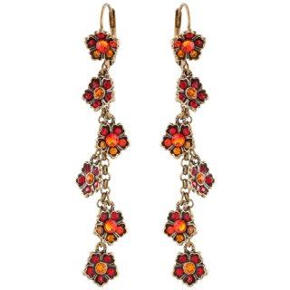 <img class='new_mark_img1' src='https://img.shop-pro.jp/img/new/icons5.gif' style='border:none;display:inline;margin:0px;padding:0px;width:auto;' />Michal Negrin - イヤリング・ピアス/CLAIRE EARRINGS(オレンジ)
