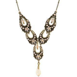 <img class='new_mark_img1' src='https://img.shop-pro.jp/img/new/icons24.gif' style='border:none;display:inline;margin:0px;padding:0px;width:auto;' />50%OFF Michal Negrin - ネックレス/GEORGETTE NECKLACE(ピーチ)