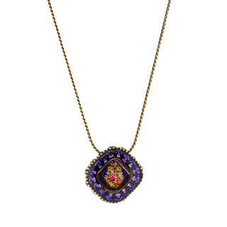 <img class='new_mark_img1' src='https://img.shop-pro.jp/img/new/icons24.gif' style='border:none;display:inline;margin:0px;padding:0px;width:auto;' />45%OFF Michal Negrin - ネックレス/NITAN NECKLACE(パープル)