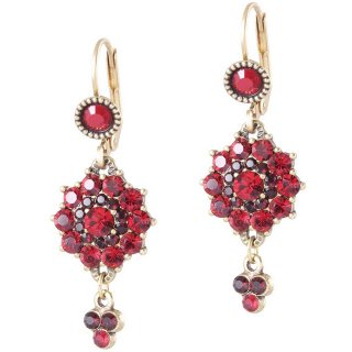 <img class='new_mark_img1' src='https://img.shop-pro.jp/img/new/icons5.gif' style='border:none;display:inline;margin:0px;padding:0px;width:auto;' />Michal Negrin - イヤリング・ピアス/ZOEY EARRINGS(レッド)