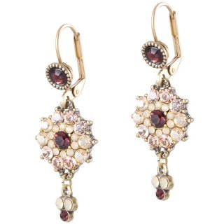 <img class='new_mark_img1' src='https://img.shop-pro.jp/img/new/icons5.gif' style='border:none;display:inline;margin:0px;padding:0px;width:auto;' />Michal Negrin - イヤリング・ピアス/ZOEY EARRINGS(バーガンディ)