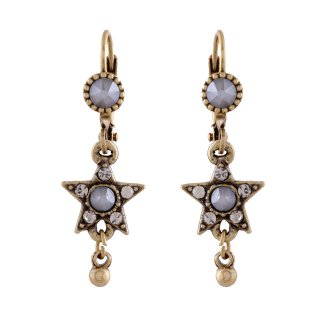 <img class='new_mark_img1' src='https://img.shop-pro.jp/img/new/icons5.gif' style='border:none;display:inline;margin:0px;padding:0px;width:auto;' />Michal Negrin - イヤリング・ピアス/KOKHAV EARRINGS(グレー)