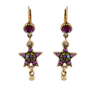 <img class='new_mark_img1' src='https://img.shop-pro.jp/img/new/icons5.gif' style='border:none;display:inline;margin:0px;padding:0px;width:auto;' />Michal Negrin - イヤリング・ピアス/KOKHAV EARRINGS(パープル)