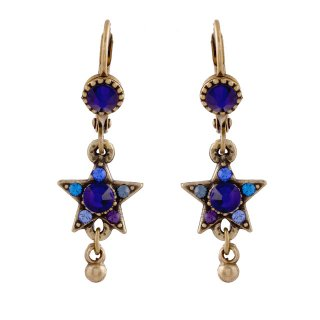 <img class='new_mark_img1' src='https://img.shop-pro.jp/img/new/icons5.gif' style='border:none;display:inline;margin:0px;padding:0px;width:auto;' />Michal Negrin - イヤリング・ピアス/KOKHAV EARRINGS(ブルー)