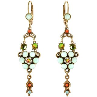 <img class='new_mark_img1' src='https://img.shop-pro.jp/img/new/icons24.gif' style='border:none;display:inline;margin:0px;padding:0px;width:auto;' />30%OFF Michal Negrin - イヤリング・ピアス/RAKEFET EARRINGS(サラディン)