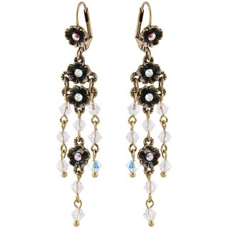 <img class='new_mark_img1' src='https://img.shop-pro.jp/img/new/icons24.gif' style='border:none;display:inline;margin:0px;padding:0px;width:auto;' />30%OFF Michal Negrin - イヤリング・ピアス/CHAVIVA EARRINGS(ホワイト)