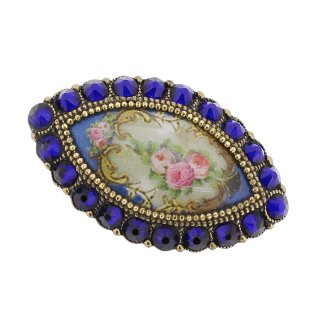 <img class='new_mark_img1' src='https://img.shop-pro.jp/img/new/icons24.gif' style='border:none;display:inline;margin:0px;padding:0px;width:auto;' />20%OFF Michal Negrin - ブローチ(ブルー)