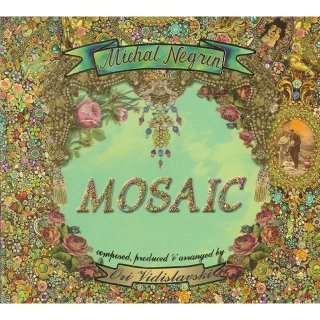 Michal Negrin - CD (MOSAIC)