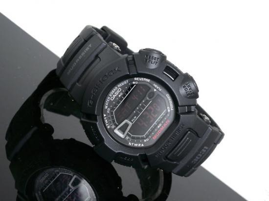 カシオ Gショック メン イン ラスティブラック G9000MS-1新品