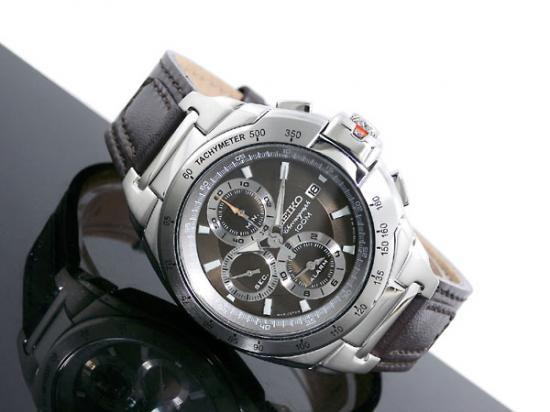 セイコー SEIKO 腕時計 クロノグラフ アラーム SNAA39P1新品