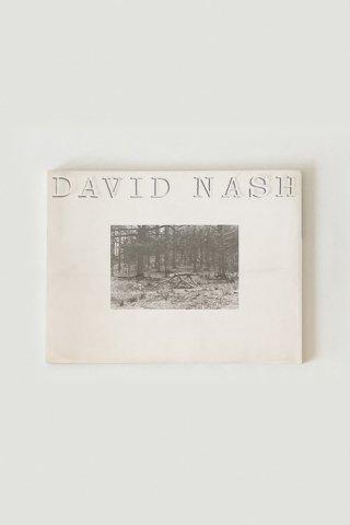 DAVID NASH | 樹のいのち、樹のかたち