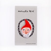 ナタリー・レテ 刺繍ワッペン Dwarf(ドワーフ小人)