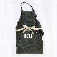 畳んでしまえる アンドパッカブルエプロン 男女兼用「DELI-デリ」