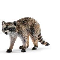 シュライヒ(Schleich)アライグマ ドイツの動物フィギュア