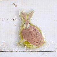 松尾ミユキ アイスパック かたくならない保冷剤 ラビット ウサギ