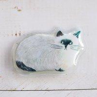 松尾ミユキ アイスパック かたくならない保冷剤 furrycat ネコ