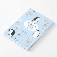 やることリスト メモ帳 ペンギン柄