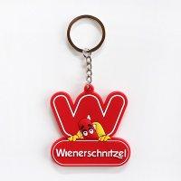 ラバーキーホルダー Wienerschnitzel ホットドッグチェーン
