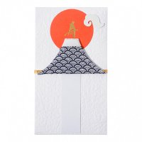 有高扇山堂 ご祝儀袋 青富士 富士山