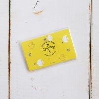 Suosikki-スオシッキ ミニメッセージカード 小鳥